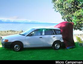Micro Campervan Hire NZ